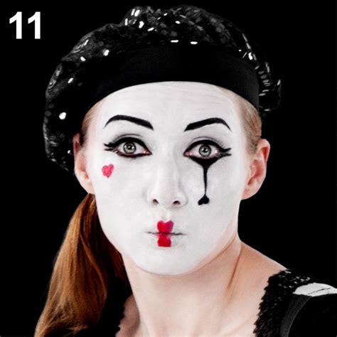 Clown Schminken Frau 2001 by Clown Schminken Frau Clown Schminken Anleitung Und Tipps