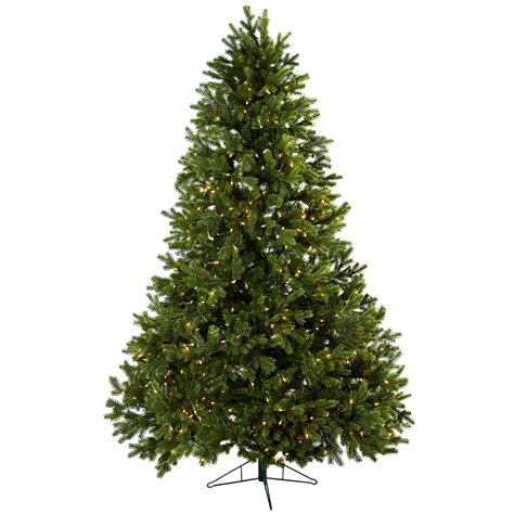7 5 foot artificial royal grand christmas tree clear