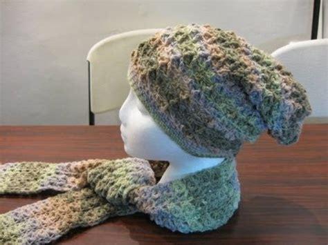 pattern fish youtube starfish stitch slouch hat crochet tutorial new