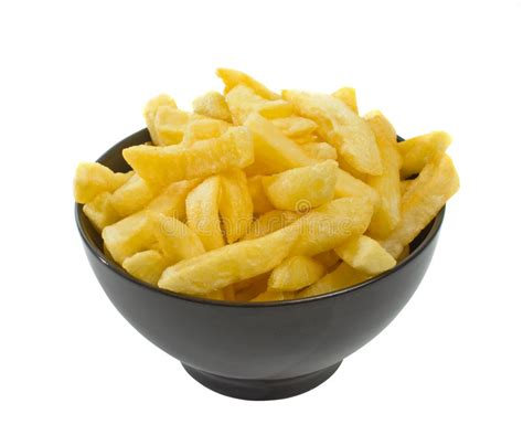 hot chips clipart bowl of hot chips stock images image 9002384