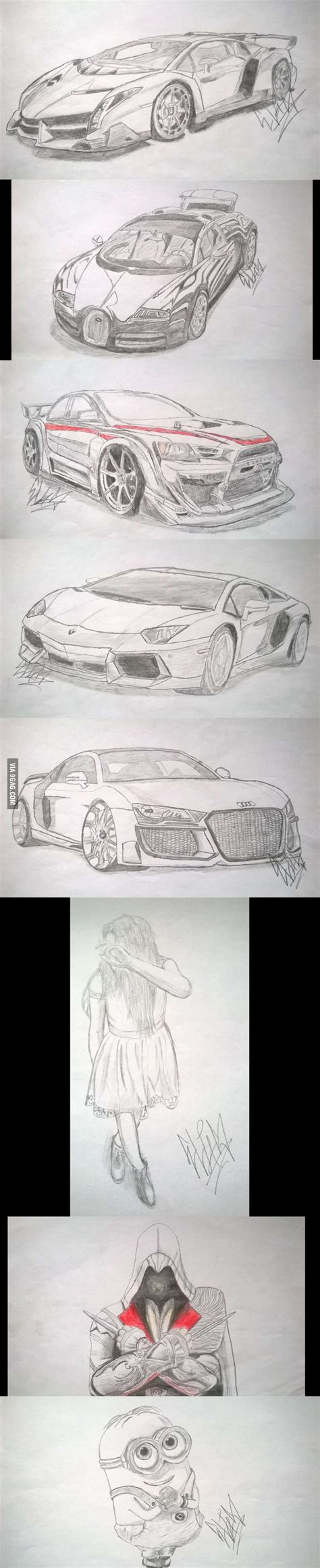 9gag Sketches by Just Some Drawings I Ve Made 9gag Pictures