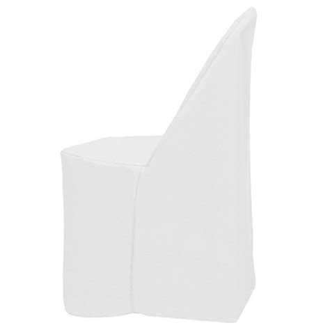 plastic cover bed bath beyond buy basic polyester cover for plastic folding chair in