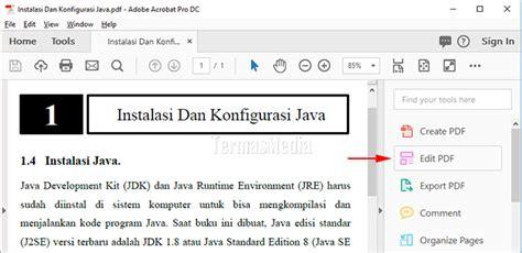 membuat link file cara membuat tautan link di file pdf dengan adobe acrobat