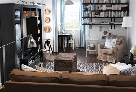 ikea living room decor for small space interior design ideas