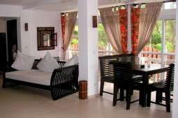 Living And Dining Room Packages by Blue Lagoon Villas Boracay Hotels Boracay Packages