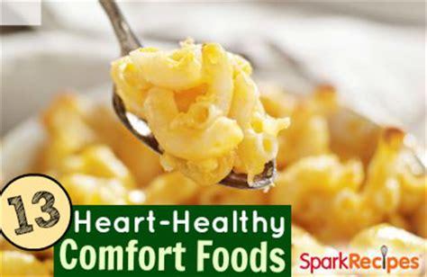 heart healthy comfort food 13 heart healthy comfort foods casseroles slideshow