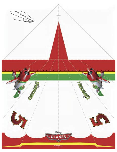 printable paper airplane crafts disney planes el chupacabra printable paper airplane craft