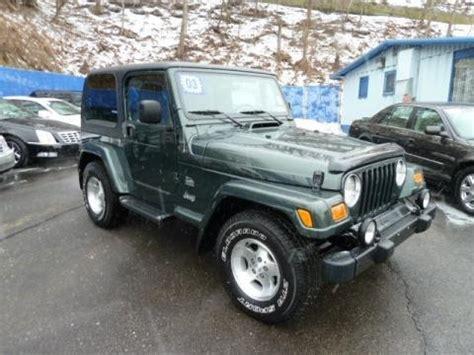 2003 jeep wrangler 4x4 data info and specs