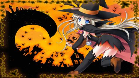 imagenes romanticas de halloween quidsup anime witch 04 jpg