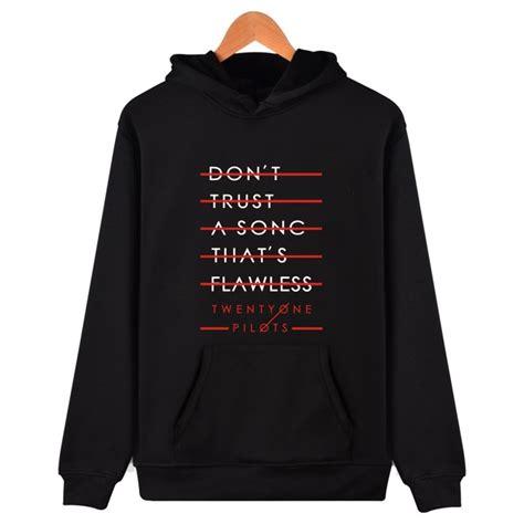 Hoodie Twenty One Pilots Inyong Clothing aliexpress buy 21 pilots twenty one pilots hoodies sweatshirt hip hop tracksuit