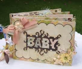 Baby Scrapbook Album Baby Scrapbook Mini Album Handmade Mini Scrapbook Album 8x6