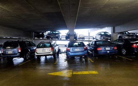 parking garage the cars portland car burglars take their work inside to parking
