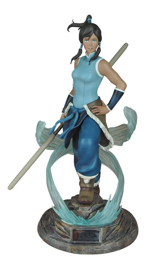 Figure Water Tribe Sokka From Avatar Matel Production mastering all four elements is easy when you look as statuesque as korra