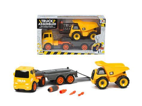 Take Apart Vehicles Derek take apart construction assembly vehicle play set