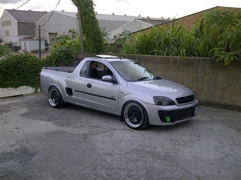 opel modified opel corsa bakkie modified pixshark com images