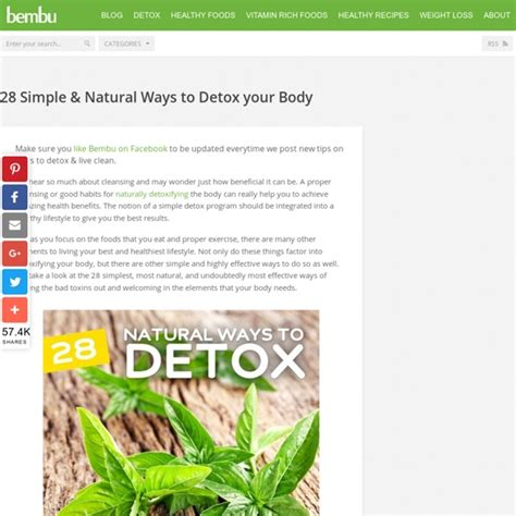 Ways To Detox Your Colon by Health Tomuch Us Just Another Site Part 78