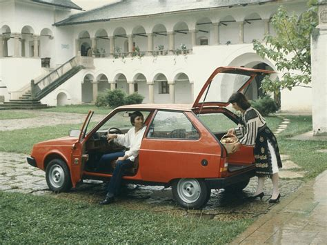 when was the iron curtain built here s an awd yugo with two cadillac v8 engines
