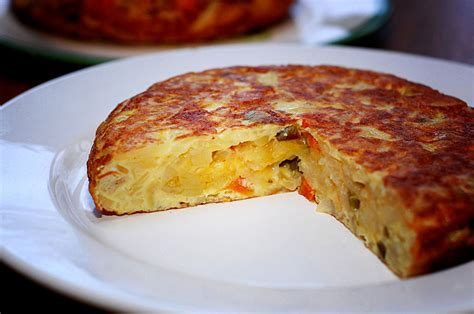 spanish potato tortilla tortilla espanola recipe dishmaps