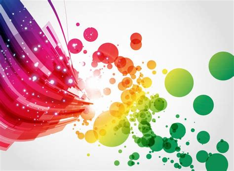art background design abstract colorful vector background art free vector