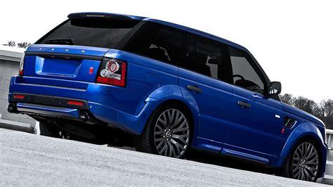 dark blue range 2013 project kahn range rover sport bali blue rs300