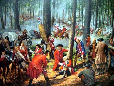 braddock s defeat the battle of the monongahela and the road to revolution pivotal moments in american history books george washington