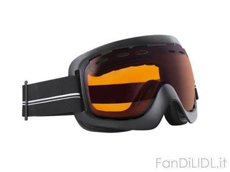 sci volant prezzi occhiali da sci sport e ricreazione fan di lidl
