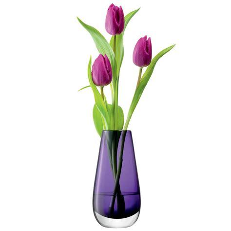 Flower Bud Vases by Lsa Flower Colour Bud Vase Small Glass Vase