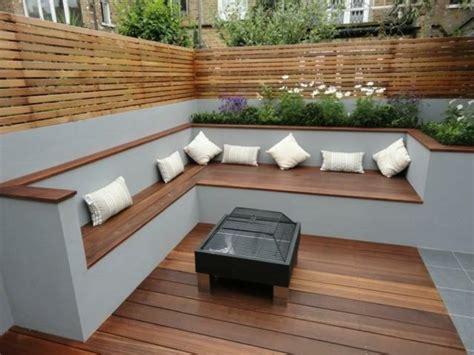 sitzecken im garten mit überdachung 30 gartengestaltung ideen der traumgarten zu hause