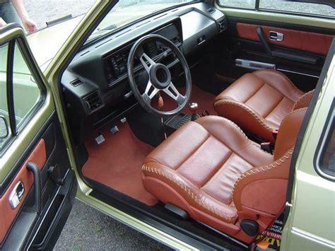 volkswagen caribe interior 1000 ideas about volkswagen golf mk1 on mk1