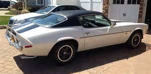 Dodge Camaro For Sale 1973 Chevy Camaro Z28 350 V8 Car For Sale Cars