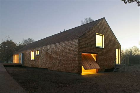 prefab country homes cedar home design  norfolk uk