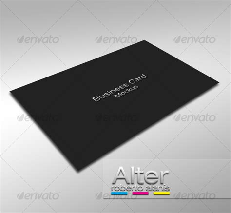 Smart Business Card Template by Business Card Smart Template 1 Graphicriver