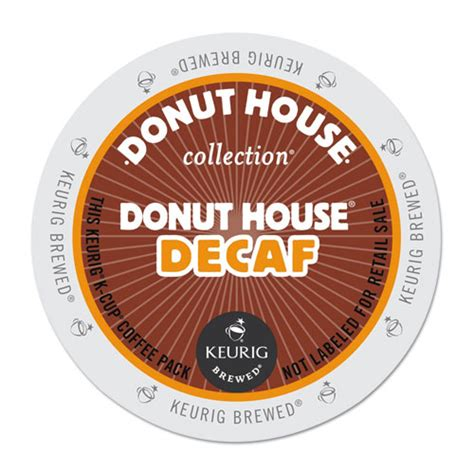 donut house k cups bettymills donut house decaf coffee k cups donut house gmt7534