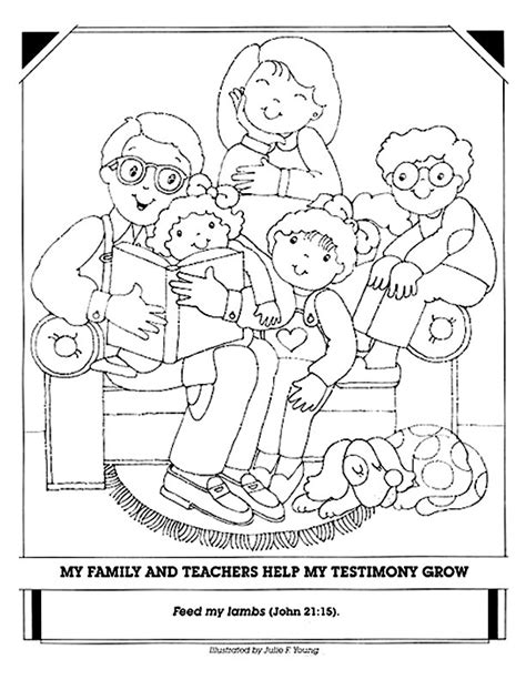 choose the right coloring page lds choose the right clipart clipart suggest