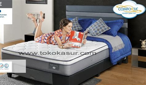 Bed Comforta Choice harga kasur bed murah disc up to 50 20