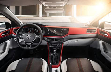 volkswagen polo 2017 interior volkswagen virtus para el primer semestre de 2018 mega