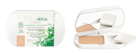 Bourjois Bio Detox Organic Compact Powder by New Bourjois Bio Detox Organic Powder Makeup4all