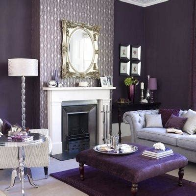 purple accents in living room purple sofa contemporary living room