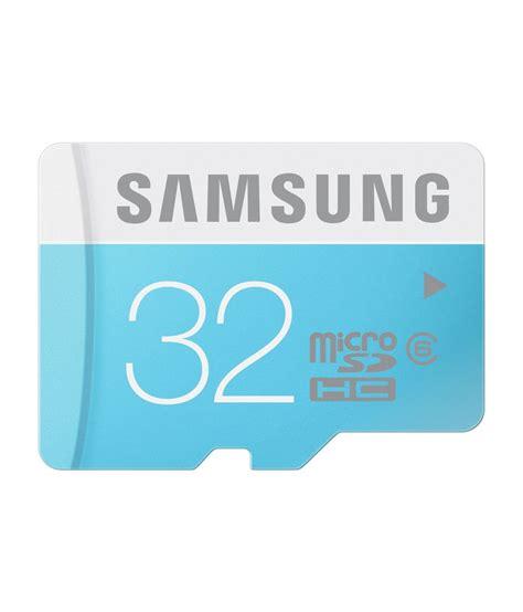 Micro Sd Merk Samsung samsung 32gb microsd class 6 memory card buy samsung 32gb