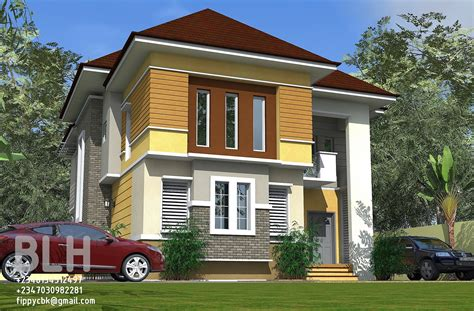 4 Bedroom Duplex Designs Architectural Designs By Blacklakehouse 4 Bedroom Duplex Owerri