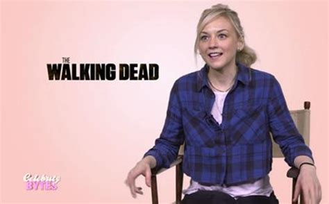 emily kinney talks about her music and how walking dead producers emily kinney talks new music and her role on masters of sex
