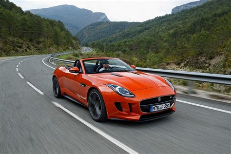 jaguar on top gear jaguar f type v8 s topgear polska 07 2013