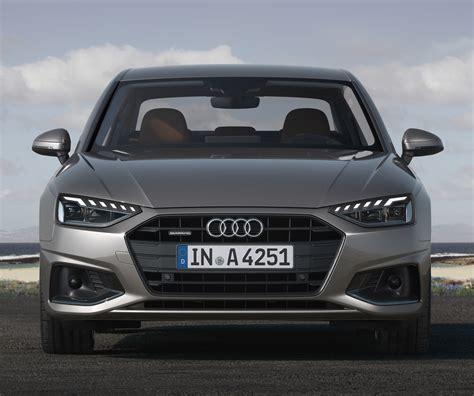 audi facelift a4 2020 2020 audi a4 vs 2016 2019 sedan facelift differences