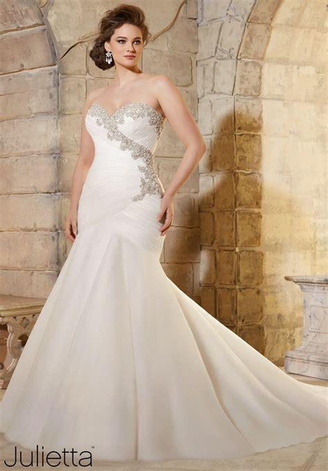 beaded gown wedding dress plus size wedding dress 2016 sweetheart neckline