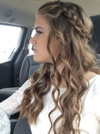Homecoming Hairstyles For Hair Tutorial 107 best homecoming images on makeup