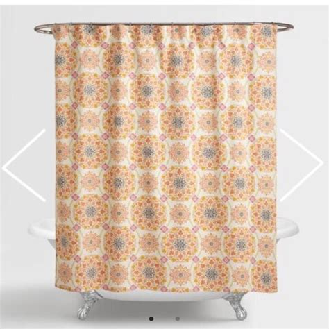 matching shower curtain and towels 50 off world market other shower curtain and matching