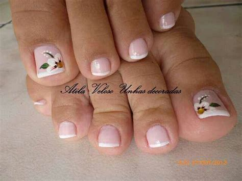 imagenes sobre uñas decoradas m 225 s de 1000 ideas sobre u 241 as decoradas para pies en