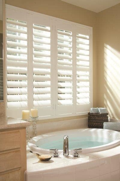 bathroom shutters  window shutter company