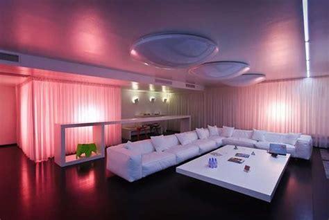 Lighting Ideas For Living Room In Modern Design Style Home Interior & Exterior