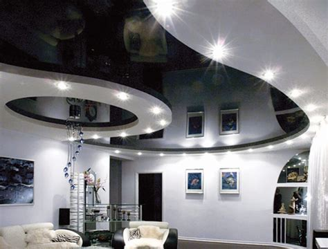 Stretch Ceiling by Stretch Ceilings Types Advantages Disadvantages And Photos